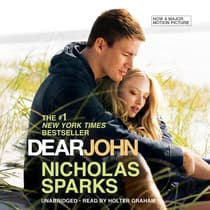 Dear John by Nicholas Sparks audiobook