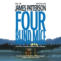Four Blind Mice by James Patterson audiobook