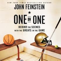 One on One by John Feinstein audiobook