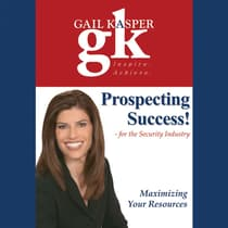 Prospecting Success! by Gail Kasper audiobook