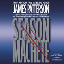Season of the Machete by James Patterson audiobook