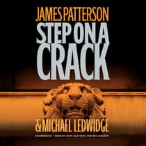 Step on a Crack by James Patterson audiobook