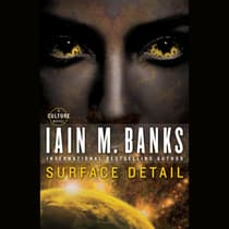 Surface Detail by Iain M. Banks audiobook