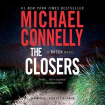 The Closers by Michael Connelly audiobook
