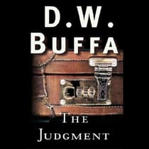 The Judgment by D. W. Buffa audiobook
