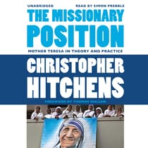The Missionary Position by Christopher Hitchens audiobook