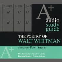 The Poetry of Walt Whitman by Walt Whitman audiobook