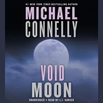 Void Moon by Michael Connelly audiobook