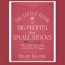 The Little Book Big Profits from Small Stocks + Website by Hilary Kramer audiobook