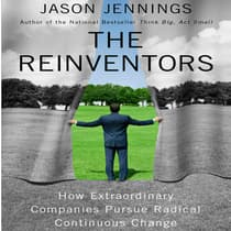 Reinventors by Jason Jennings audiobook