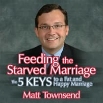 Feeding the Starved Marriage by Matt Townsend audiobook