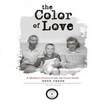 The Color Love by Gene Cheek audiobook