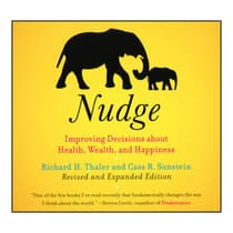Nudge (Revised Edition) by Richard H. Thaler audiobook