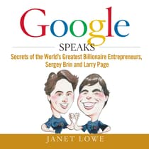 Google Speaks by Janet Lowe audiobook