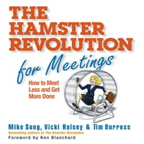 The Hamster Revolution for Meetings by Mike Song audiobook