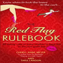 The Red Flag Rule Book by Cheryl Anne Meyer audiobook