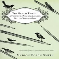 The Memoir Project by Marion Roach Smith audiobook