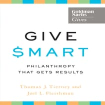 Give Smart by Thomas J. Tierney audiobook