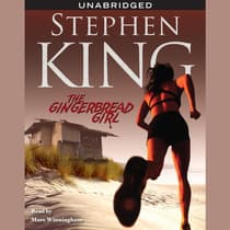The Gingerbread Girl by Stephen King audiobook