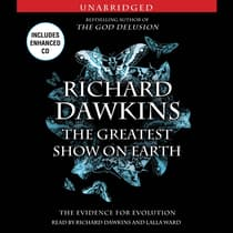 The Greatest Show on Earth by Richard Dawkins audiobook