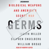 Germs by Judith Miller audiobook