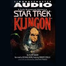 Star Trek: Klingon by Hilary Bader audiobook