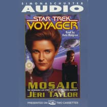 Mosaic by Jeri Taylor audiobook