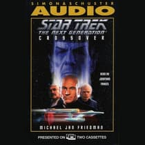 Crossover by Michael Jan Friedman audiobook