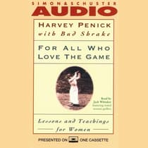 For All Who Love the Game by Harvey Penick audiobook