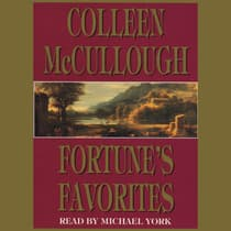 Fortune's Favorites by Colleen McCullough audiobook