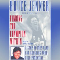 Finding the Champion Within by Bruce Jenner audiobook