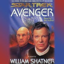 Star Trek: Avenger by William Shatner audiobook