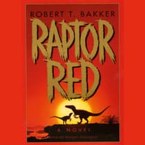Raptor Red by Robert T. Bakker audiobook