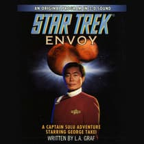 Star Trek: Envoy by L. A. Graf audiobook