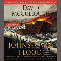 The Johnstown Flood by David McCullough audiobook
