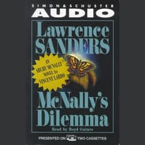 McNally's Dilemma by Lawrence Sanders audiobook