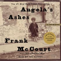 Angela's Ashes by Frank McCourt audiobook