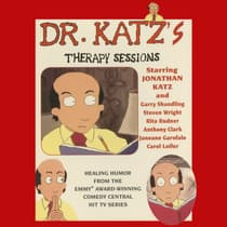 Dr. Katz's Therapy Sessions by Jonathan Katz audiobook