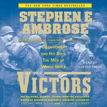The Victors by Stephen E. Ambrose audiobook