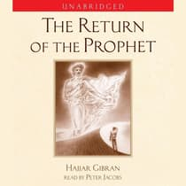 The Return of the Prophet by Hajjar Gibran audiobook
