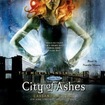 City of Ashes by Cassandra Clare audiobook