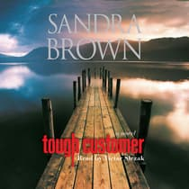 Tough Customer by Sandra Brown audiobook