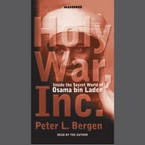 Holy War, Inc. by Peter L. Bergen audiobook