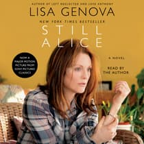 Still Alice by Lisa Genova audiobook