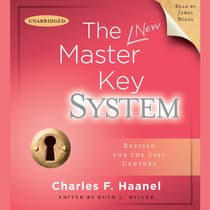 The Master Key System by Charles F. Haanel audiobook