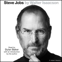 Steve Jobs by Walter Isaacson audiobook