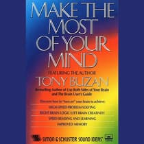 Make the Most of Your Mind by Tony Buzan audiobook