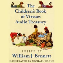 William J Bennett Children's Audio Treasury by William J. Bennett audiobook