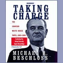 Taking Charge by Michael R. Beschloss audiobook