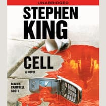 Cell by Stephen King audiobook